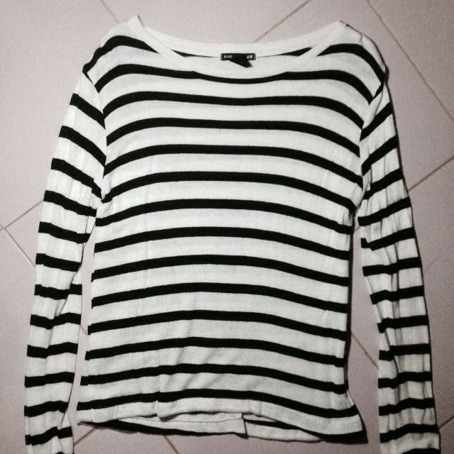 H&M Stripes Pullover