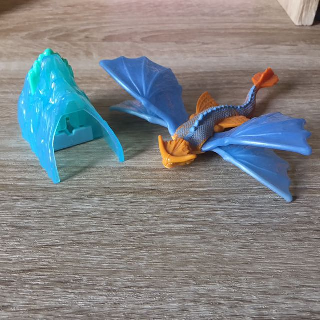 New How To Train Your Dragon 2 Mcdonald S Cloudjumper Flying Toy Gamersjo Com