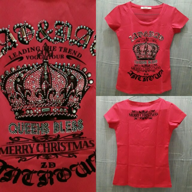 Import Pink Tee