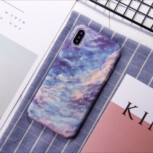 IPHONE 7/8 PLUS GALAXY FULL COVER