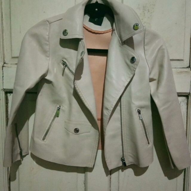 Jacket leather type