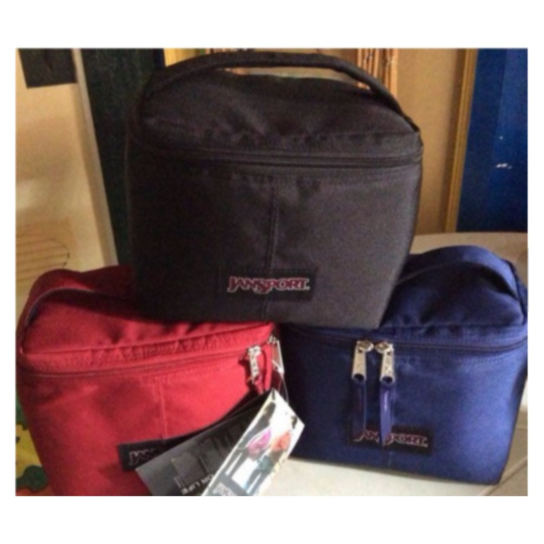 Jansport Uni Lunch Box Tote Bag Women S Fashion Bags Wallets On Carou