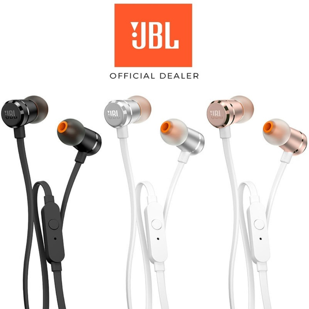 34cce58544e JBL T210 In-Ear Earphone with Microphone, Electronics, Audio on ...
