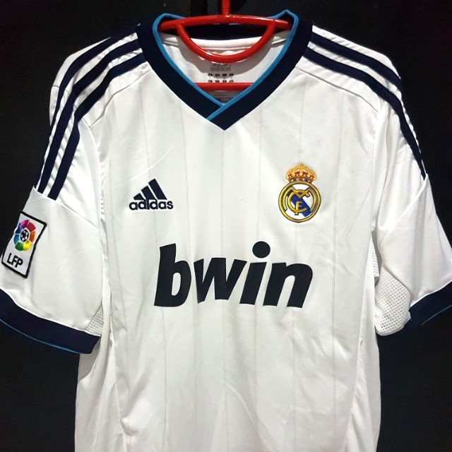 new concept 9c22c 7e759 Jersey Real Madrid Home 2012 - Ronaldo (Size S), Men's ...