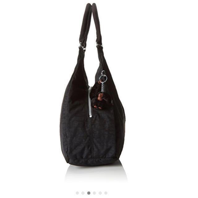 3b27ace4c Kipling Bagsational Women's Shoulder Bag (Black), Women's Fashion, Bags &  Wallets on Carousell