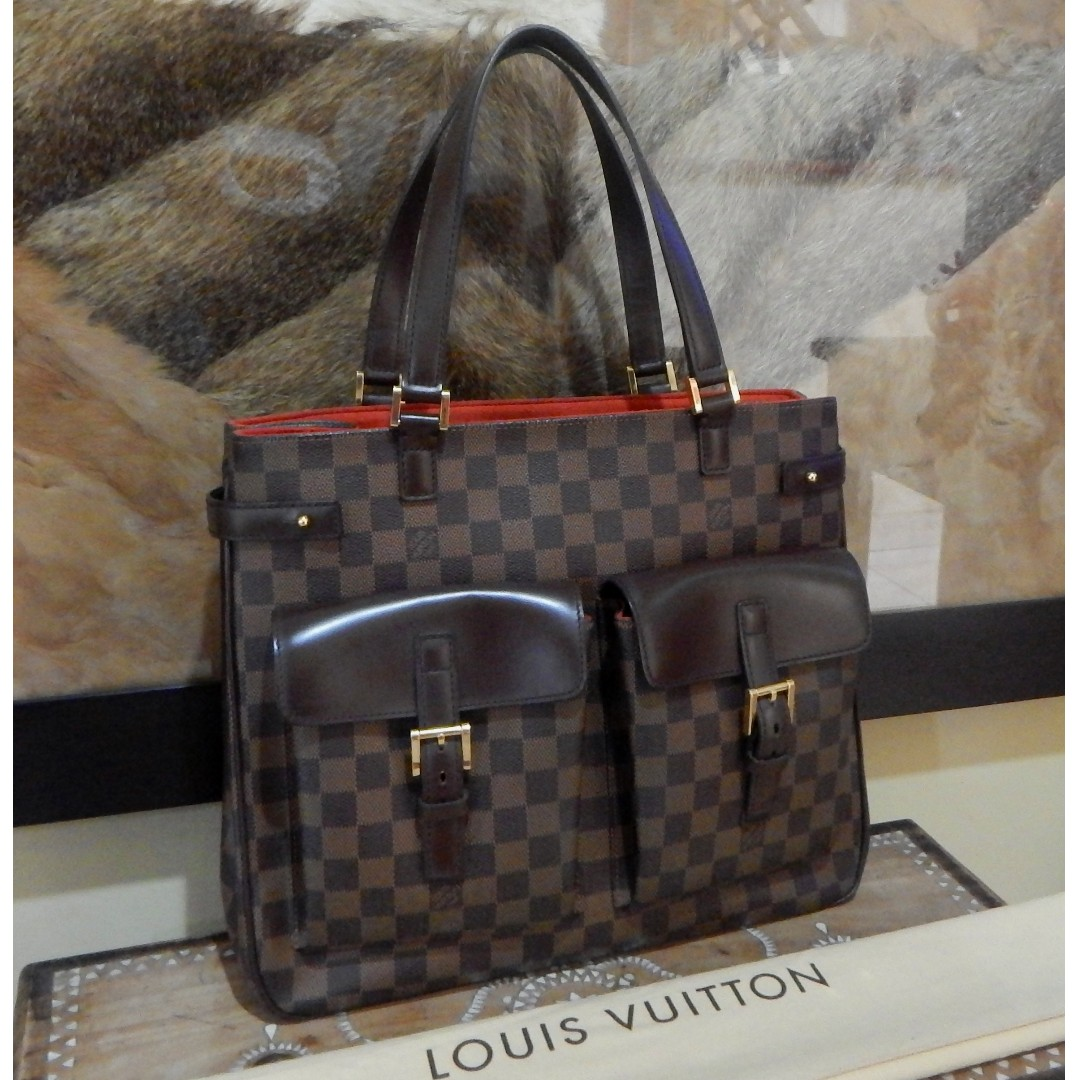 LOUIS VUITTON damier uzes bag