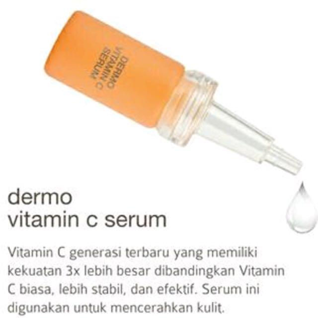 Mazaya Dermi Serum Vitamin C With Astaxanthin