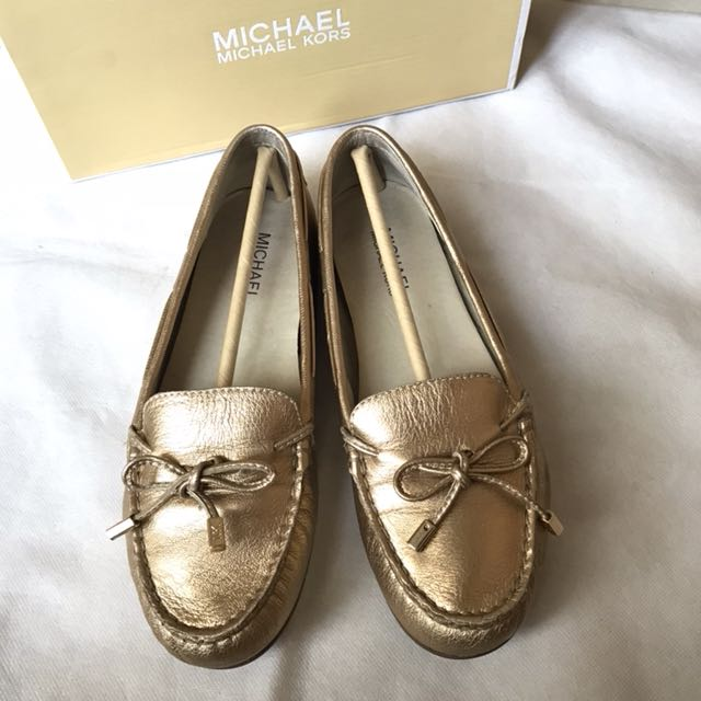 Michael kors dAisy moccassins