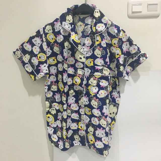 Mickey Pijama colour Navy