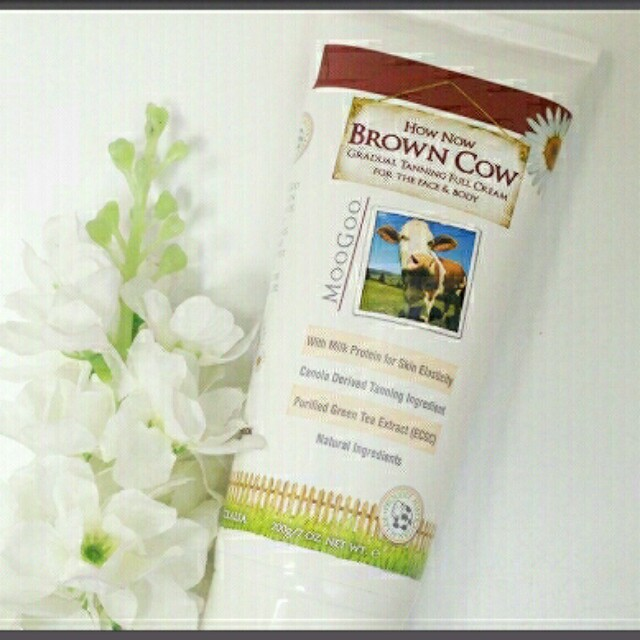 MooGoo Gradual Tanning Cream