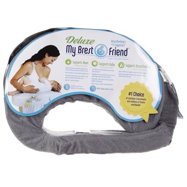 My Brest Friend Deluxe Baby Nursing Pillow