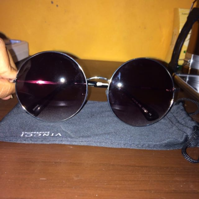 New Forever21 round sunglasses