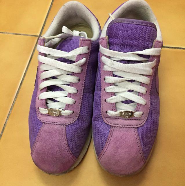 Nike紫色阿甘鞋24