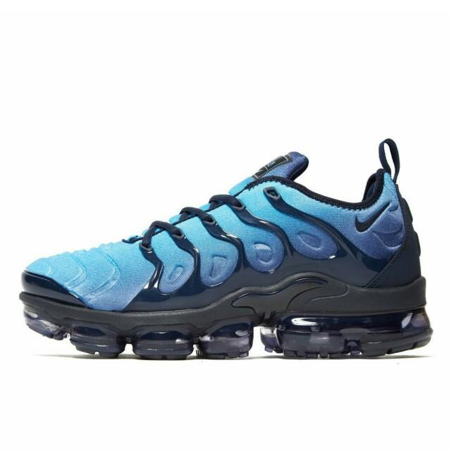 8de533a8ab097 Nike Air Vapormax Plus Light Blue Black