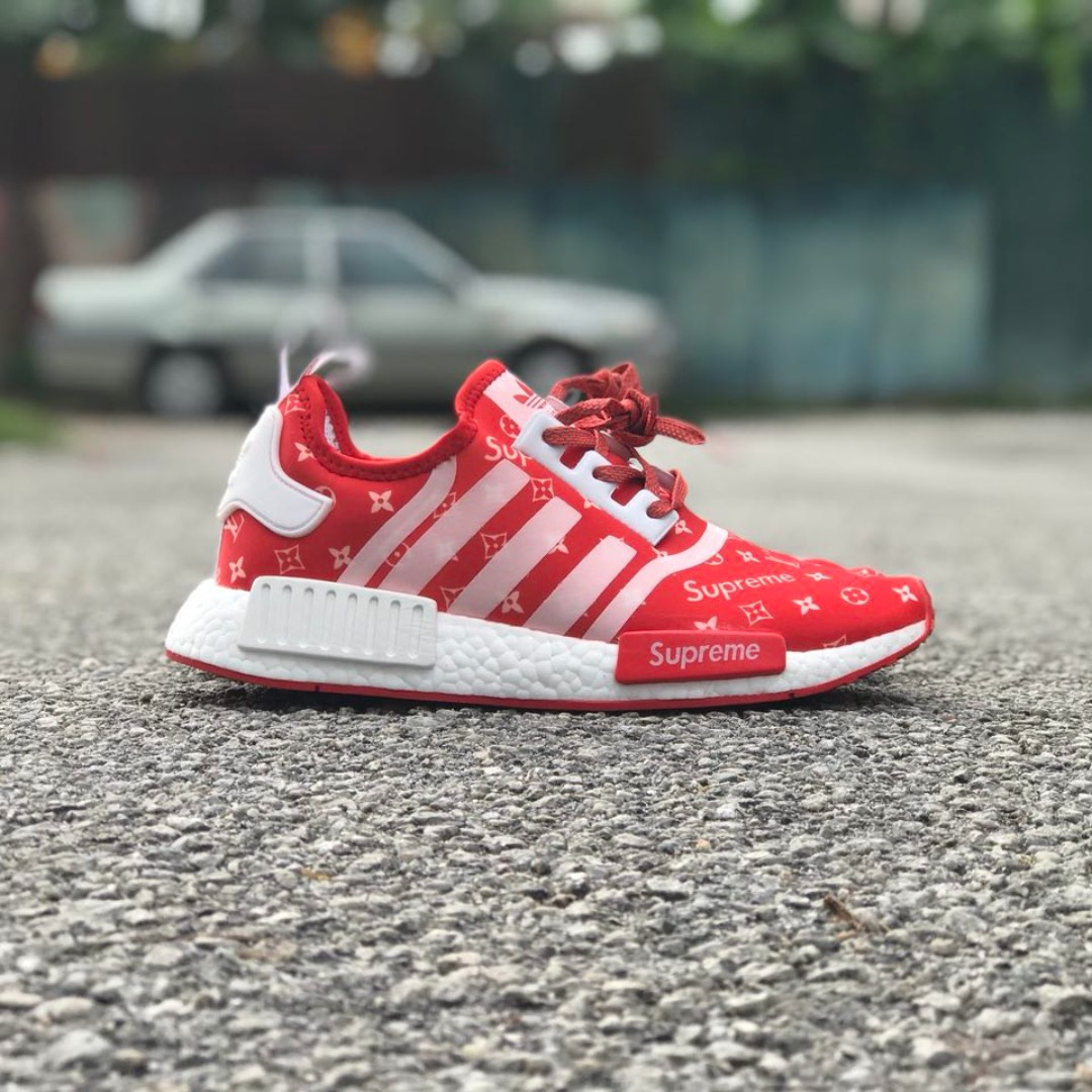 lowest price 10d94 8f716 NMD X SUPREME X LV