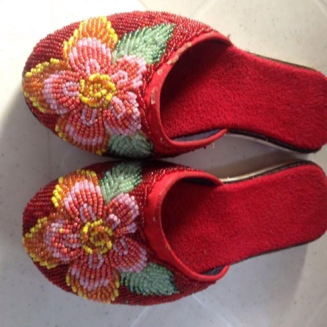 Original Alpombra slipper
