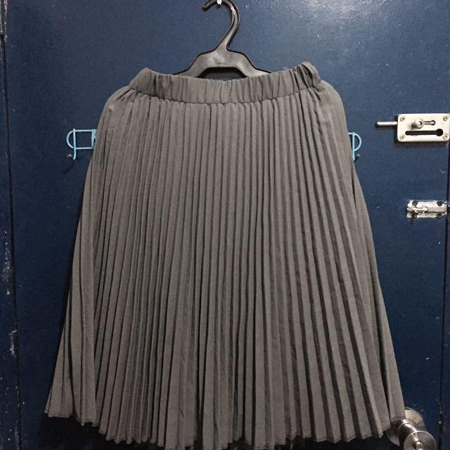 Pallet skirt