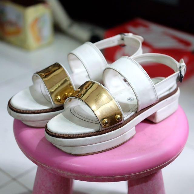 Platform Sandals Chiel Size 38