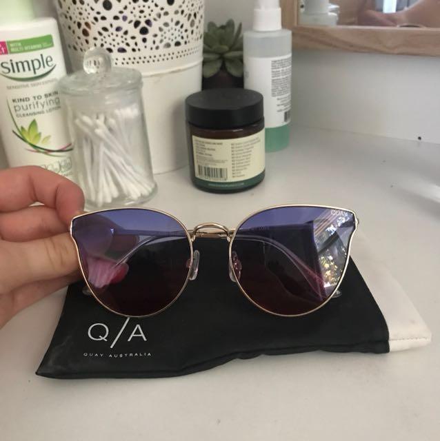 **PRICE DROP** Quay sunglasses