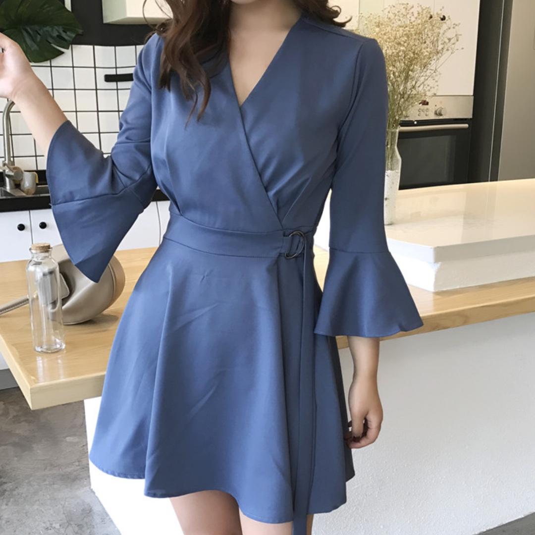 READY STOCK - Elegant Dress