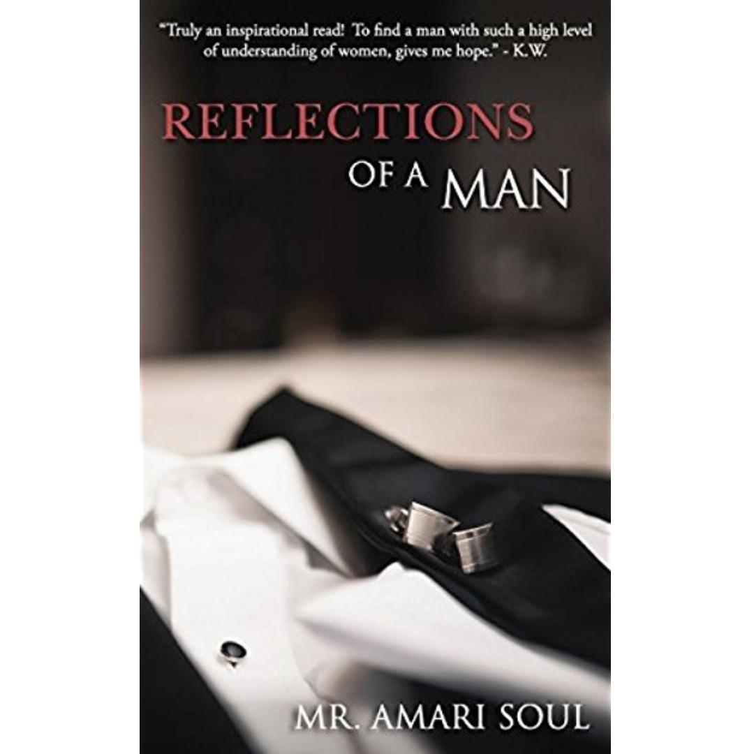 Reflections of A Man (buku bekas, ori, impor, bahasa Inggris)