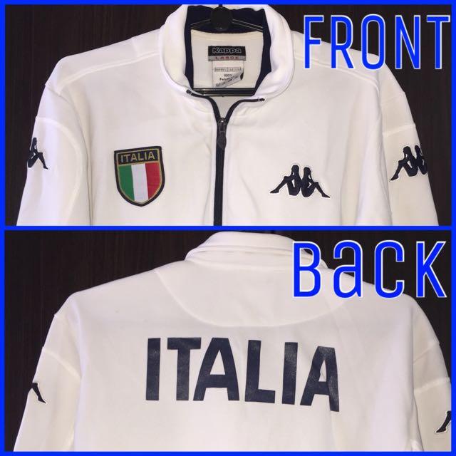 Retro Kappa Italy Jacket L Size