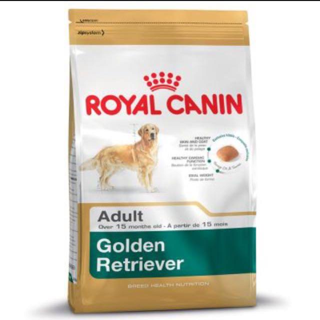 Royal Canin Golden Retriever Adult 12kg Dog Food