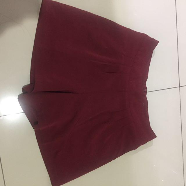 Short pants colorbox celana pendek