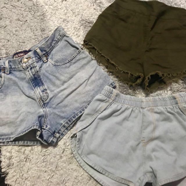 Shorts-Take all!