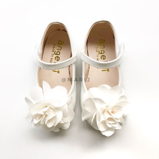 (Size 22-23) Baby Girls Shoes