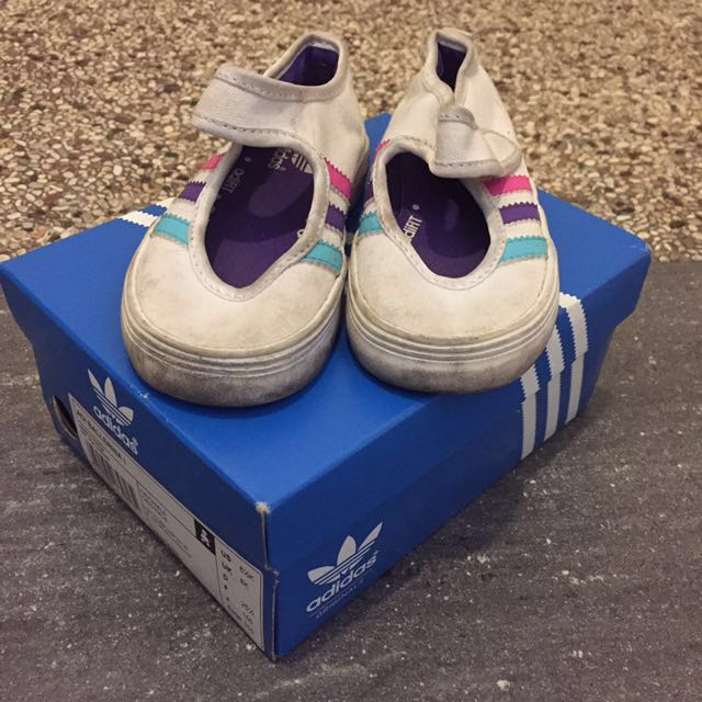 7d985b737c48 SPECIAL TIME DEAL PRELOVED   Authentic Adidas Adifit Ballerina (Size ...