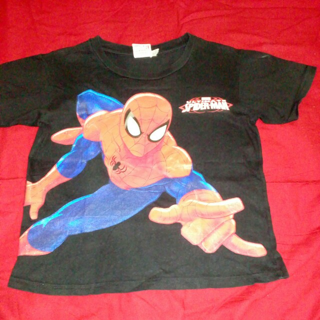 Spiderman Marvel Shirt /9year old kid
