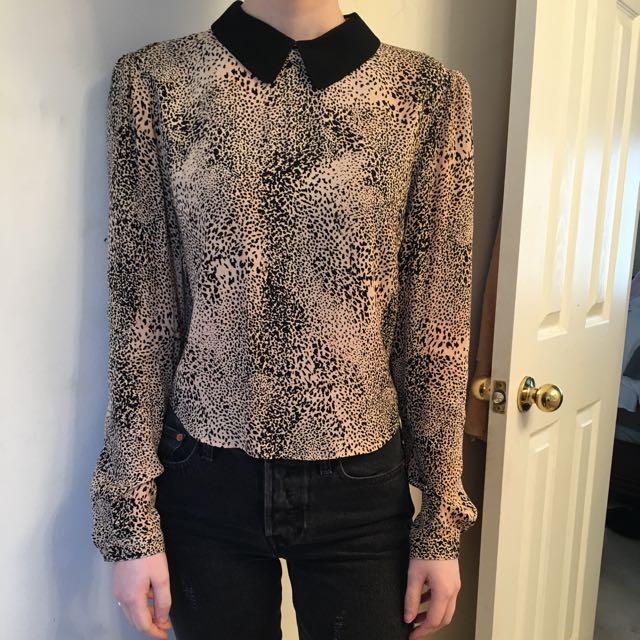 Sunday Best blouse