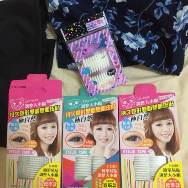 Taiwan double eyelid tape