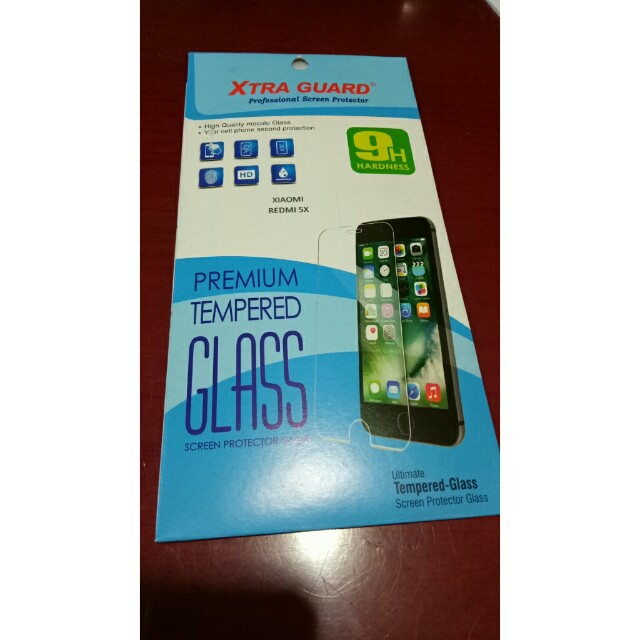 Tempered Glass for Redmi 5X