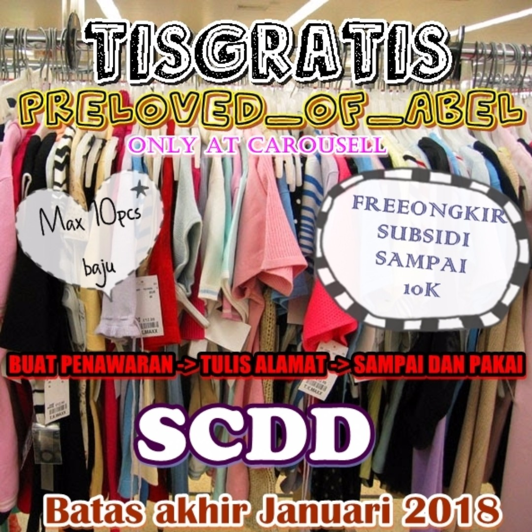 Tisgratis PRELOVED_OF_ABEL
