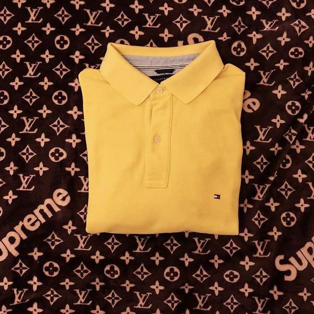 Tommy 黃短衫