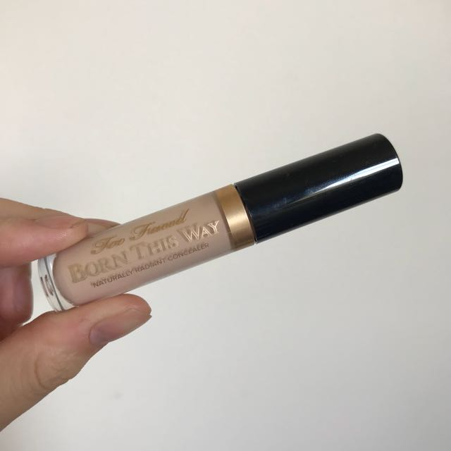 Toofaced Born this way concealer