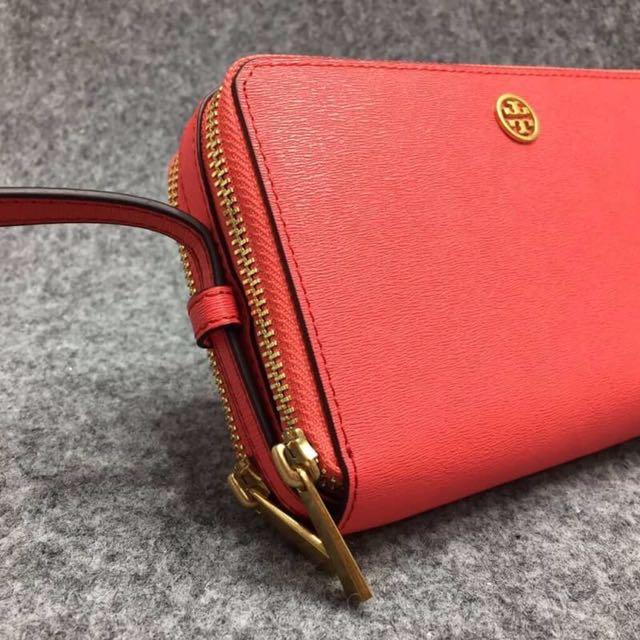Tory Burch Double Zip Minibag