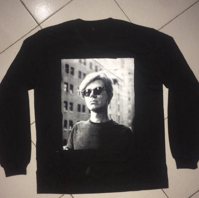 Tshirt Andy Warhol