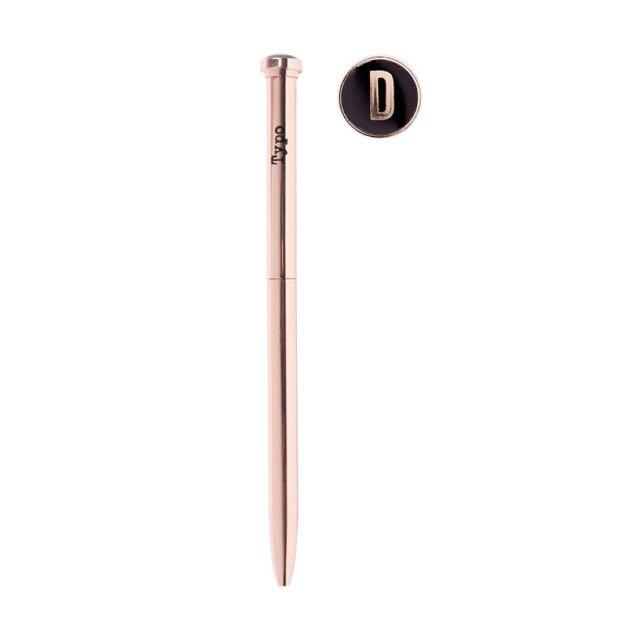 Typo Initial Ballpoint Pen