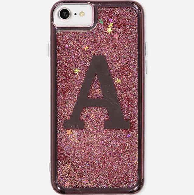 Typo Phone Cases For iPhone 6, 7 & 8