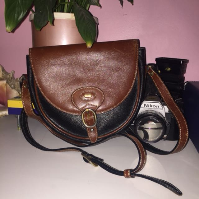 Vintage Bally purse