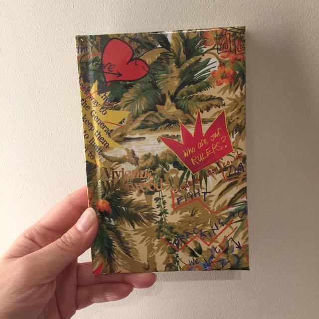 Vivienne Westwood筆記本