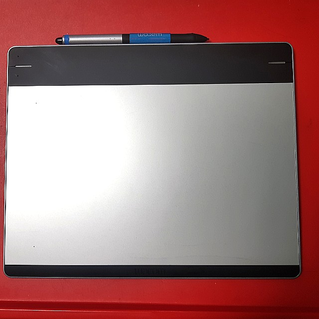 Wacom Intuos Pen & Touch Medium CTH-680/S