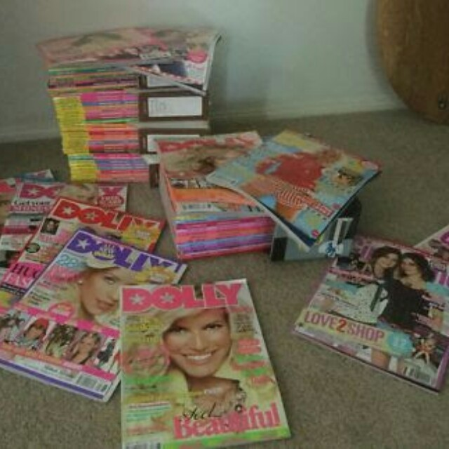 Want to buy magazines?