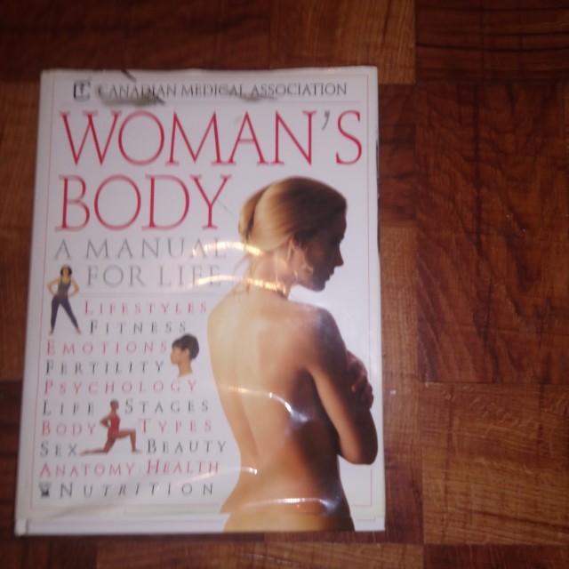Women's Body book