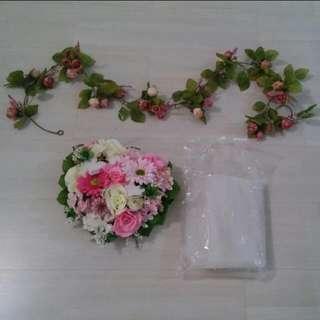 Wedding Car Decoration Flower