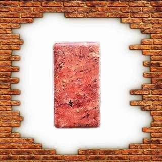 [情人節限定]紅磚頭磨砂充電器12800mAh