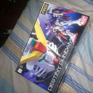 RG Gundam Destiny(Original)